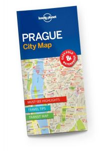 Lonely Planet - City Map - Prague