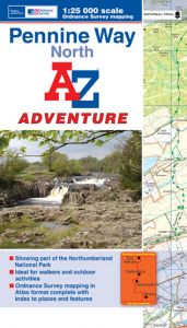 A-Z Adventure Atlas - Pennine Way North