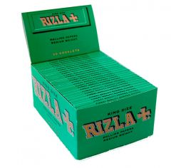 Rizla - King Size - Green Papers (Box Of 50) (41)