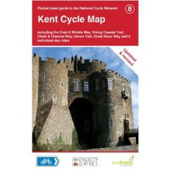 Sustrans National Cycle Network - Kent Cycle Map (8)