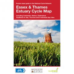 Sustrans National Cycle Network - Essex & Thames Estuary Cycle Map (9)