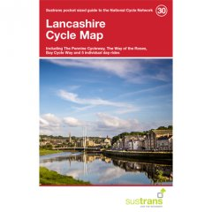 Sustrans National Cycle Map - Lancashire (30)