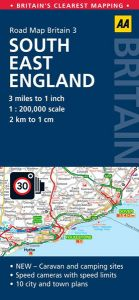 AA - Road Map Britain - South East England