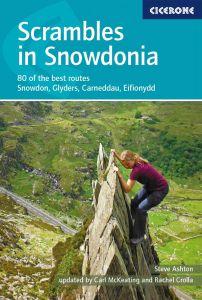 Cicerone Scrambles in Snowdonia