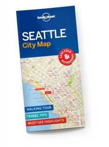 Lonely Planet - City Map - Seattle