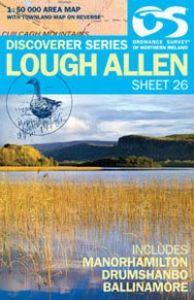 OS Discoverer - 26 - Lough Allen