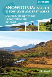 Cicerone - Snowdonia: Low-level and easy walks - North