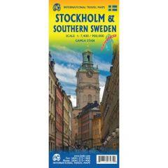 ITMB - World Maps - Stockholm / South Sweden