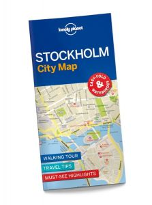 Lonely Planet - City Map - Stockholm