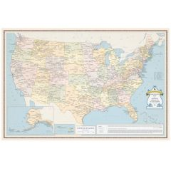 ST&G's Marvelous Map Of Genuine American Place Names