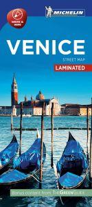 Michelin Laminated Citymap - Venice