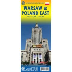 ITMB - World Maps - Warsaw / Eastern Poland