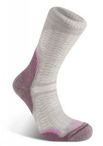 Bridgedale Hike Endurance Crew - Women's Socks Aubergine / Medium (5-6.5) (2)