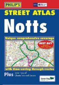 Philips Pocket Street Atlas - Nottinghamshire