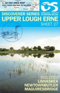 OS Discoverer - 27 - Upper Lough Erne