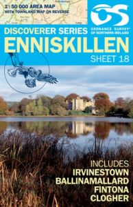 OS Discoverer - 18 - Enniskillen