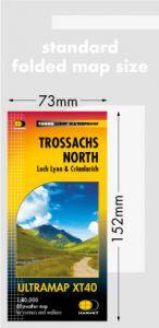 Harvey Ultra Map - Trossachs North - XT40