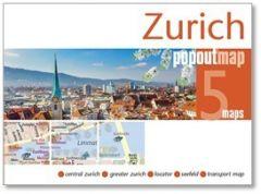 Popout Maps - Zurich