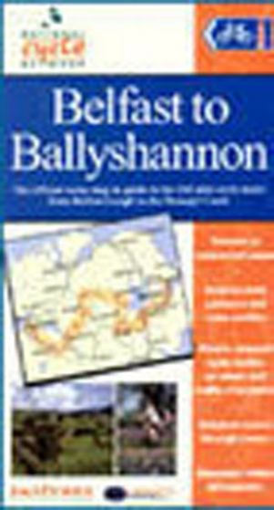 Sustrans National Cycle Network - Belfast-Ballyshannon Cycle Route