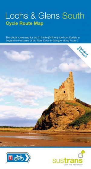 Sustrans National Cycle Network - Lochs & Glens South