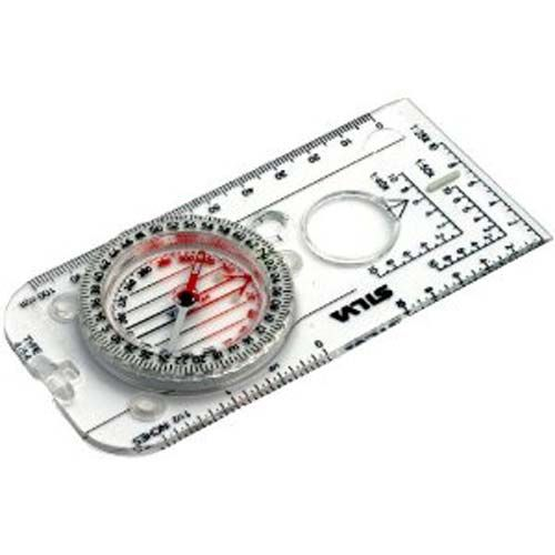 Silva - Compass 4 Militaire - 6400/360