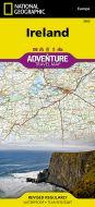 National Geographic - Adventure Map - Ireland