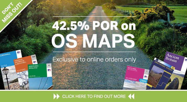 42.5% POR On Ordnance Survey Maps